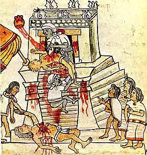 human-sacrifice-inca-aztec