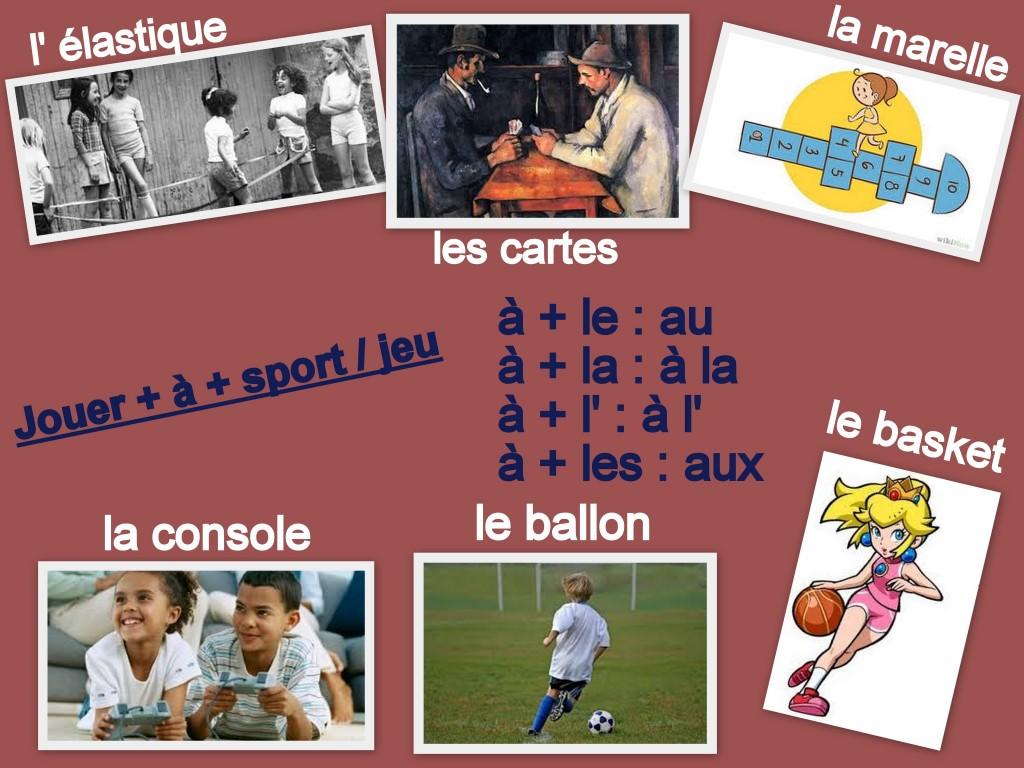 Sports - Jeux