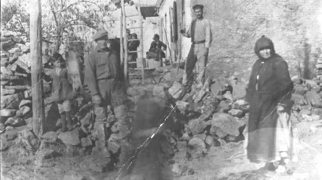 1934 Πλημμύρα στα Μέγαρα