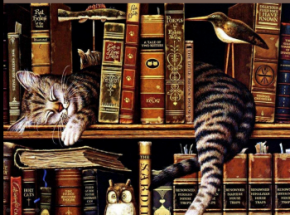 Πατώντας την εικόνα ,ακούς λογοτεχνία.