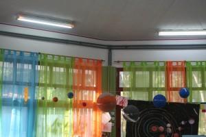 ηλιακό σύστημα με φελιζόλ