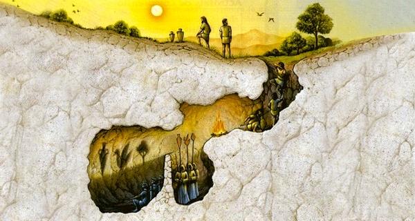 Το Σπήλαιο της «Πολιτείας» του Πλάτωνα 3dff22b7b3e