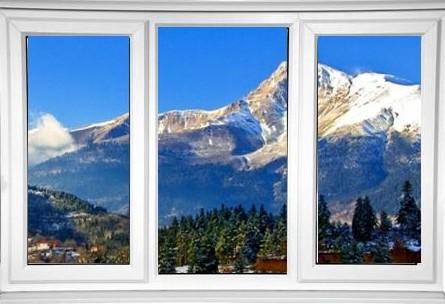 Στην τάξη με θέα το βουνό