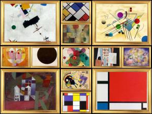 Η γεωμετρία στην τέχνη