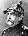 Υπήρξε ο πιο σημαντικός Γερμανός πολιτικός του 19ου αιώνα. Ως Υπουργός και Πρόεδρος της Πρωσίας από το 1862, πραγματοποίησε την ένωση της Γερμανίας. Από το 1867 ήταν ο Καγκελάριος της Βόρειας Γερμανικής Συνομοσπονδίας. Όταν ιδρύθηκε η Γερμανική Αυτοκρατορία το 1871, έγινε ο πρώτος της Καγκελάριος. Παρέμεινε στη θέση αυτή μέχρι το 1890, οπότε και απομακρύνθηκε από τον -νέο- Κάιζερ Γουλιέλμο Β'. Αποτελεί το αρχέτυπο του ικανού, πραγματιστή και ραδιούργου πολιτικού ηγέτη. Η ηγεσία του υπήρξε καθοριστική για το μέλλον και την ισχυροποίηση της Γερμανίας. Εκτός από την ένωση της Γερμανίας, άλλα σημαντικά γεγονότα επί των ημερών του ήταν ο γαλλο-πρωσικός πόλεμος (1870), η απόκτηση αποικιών από τη Γερμανία, η σύναψη σημαντικών συμμαχιών, ενώ, στο εσωτερικό, καθοριστικοί υπήρξαν οι χειρισμοί του εναντίον της Καθολικής Εκκλησίας, των μειονοτήτων (Πολωνοί κλπ) και των σοσιαλιστών.