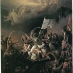 Θεόδωρος Βρυζάκης (1819-1878), Η έξοδος του Μεσολογγίου (1853) Εθνική Πινακοθήκη