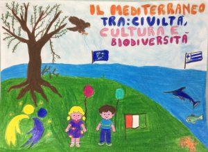 Ιταλόφωνο πρόγραμμα eTwinning / IL MEDITERRANEO TRA CIVILTA', AGRICOLTURA E BIODIVERSITA'